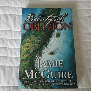 NWT Beautiful Oblivion by Jamie McGuire